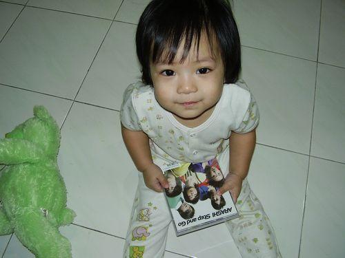 Arashi fan